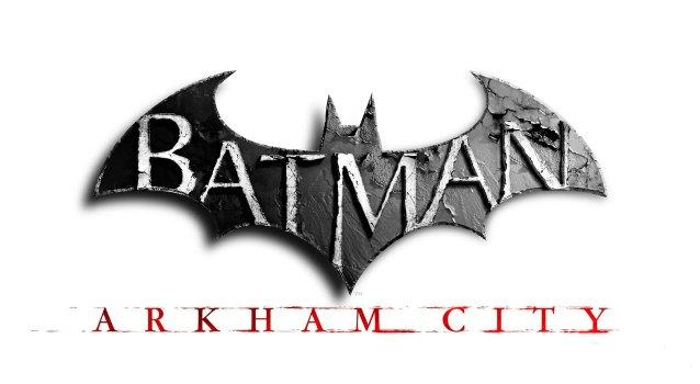 "2011 Logo: video game, ""Arkham City"""