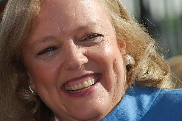 HP's Meg Whitman: Slowly transforming HP.