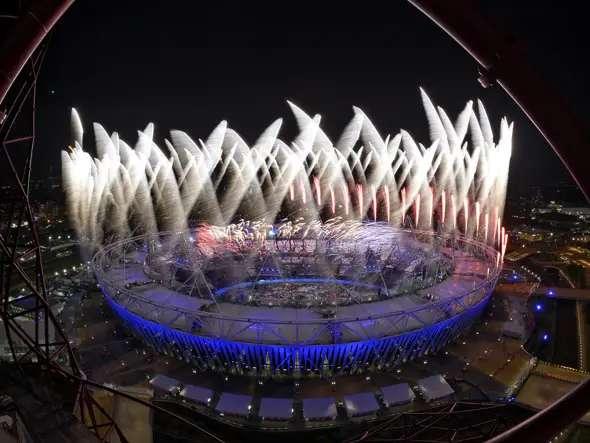 The Olympics Indicator
