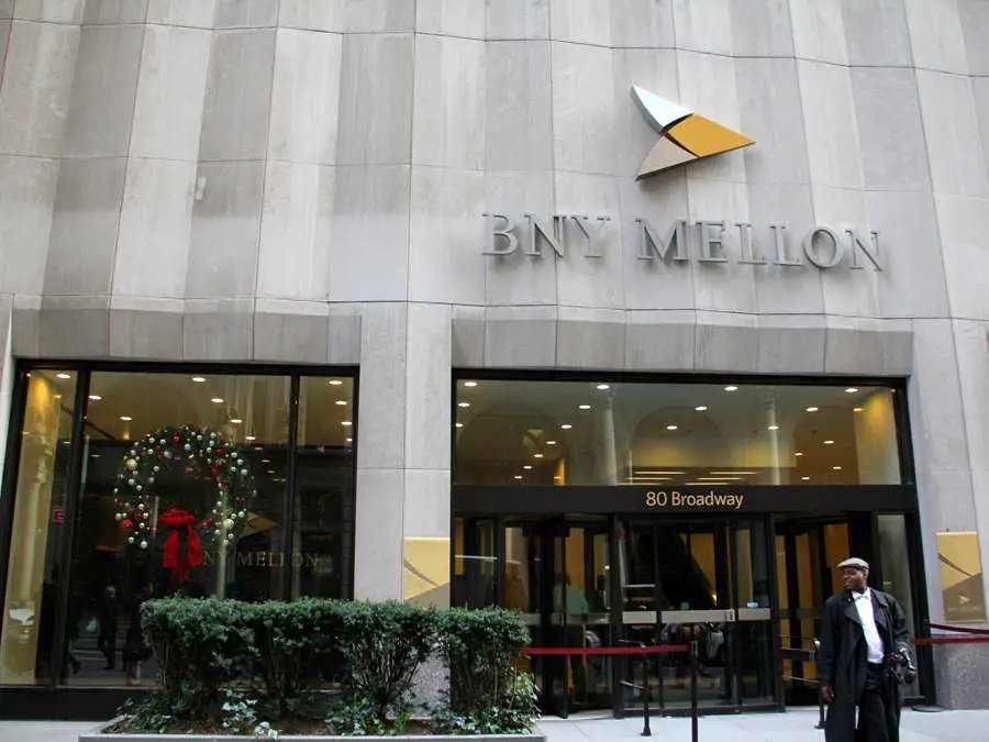 The Bank of New York Mellon Corporation