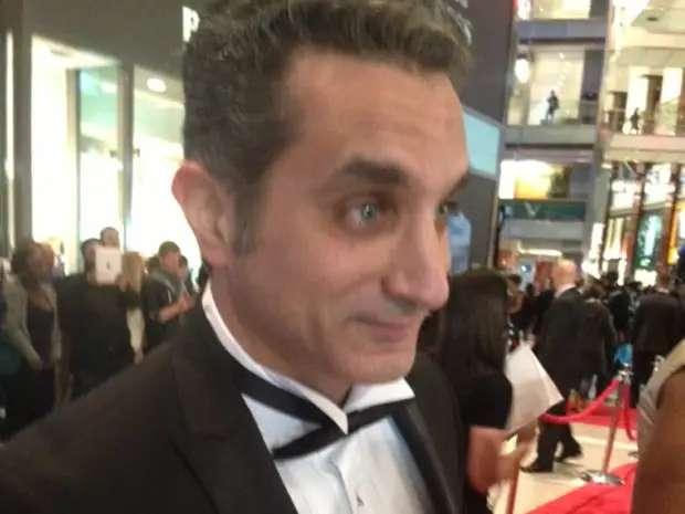Bassem Youssef, comedian