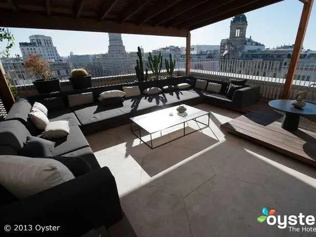 The Penthouse Suite at the Mandarin Oriental: €7,000/night