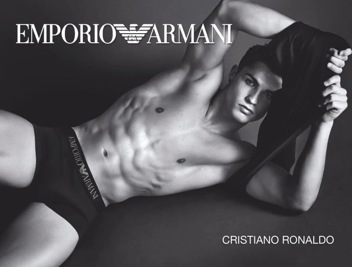 He has modeled for Armani, and has an underwear line coming out with designer Richard Chai.