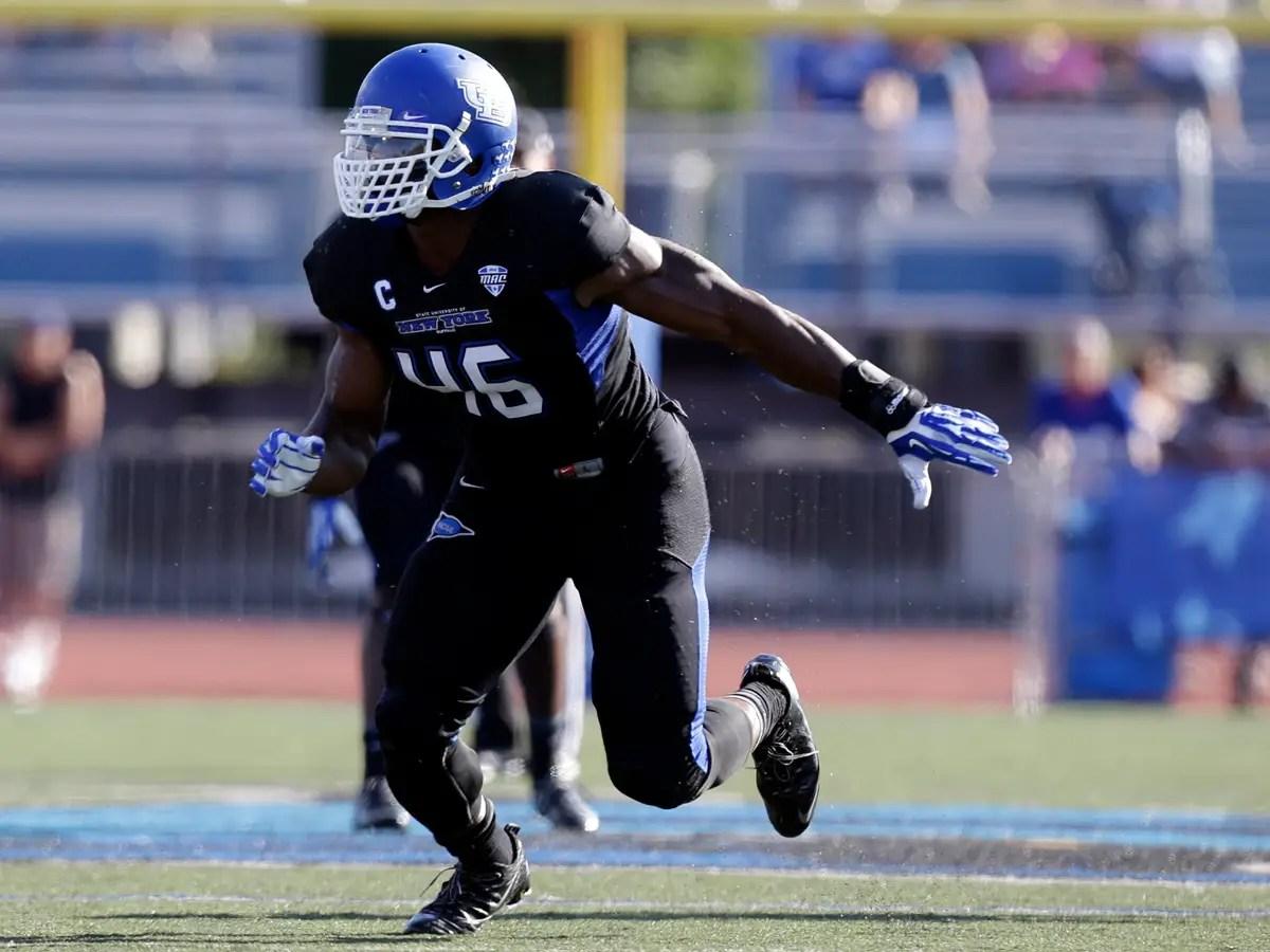 13. Khalil Mack, linebacker (Buffalo)