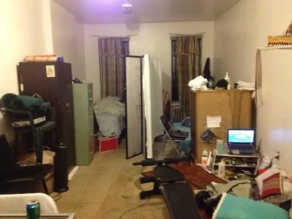 worst room