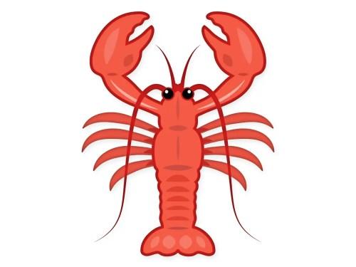 Emoji Lobster