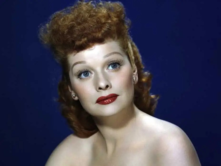 "Lucille Ball appeared in so many second-tier films at the start of her career that she became known as ""The Queen of B Movies."""