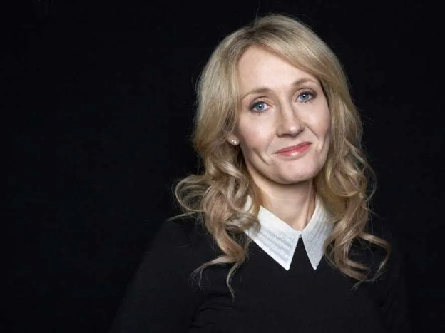 "J.K. Rowling was a single mom living off welfare when she began writing the first ""Harry Potter"" novel."