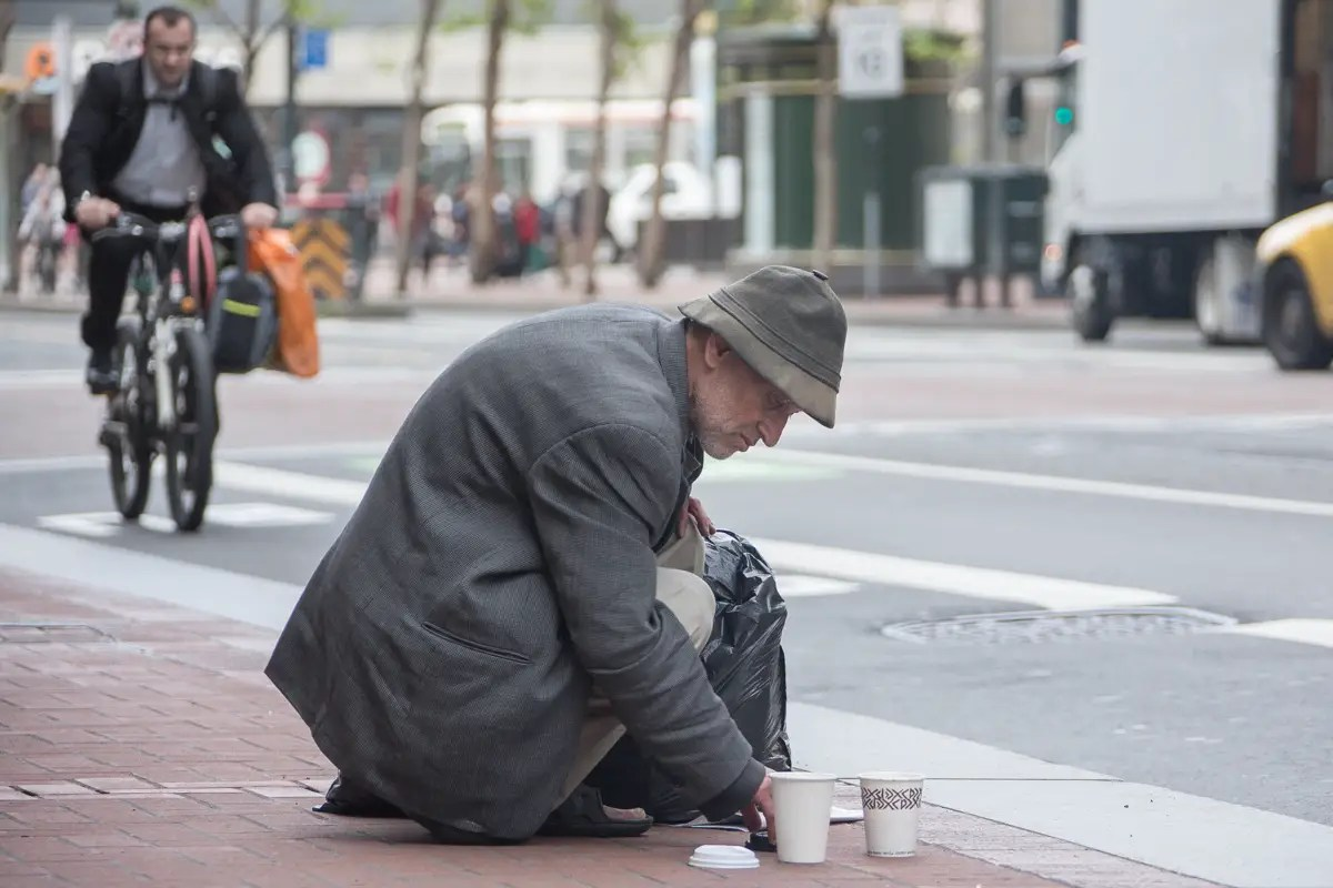 Although San Francisco spends $165 million a year fighting the problem, the city's homeless population has hovered at more than 6,000 people for almost a decade. Homelessness numbers across the region have increased sharply.