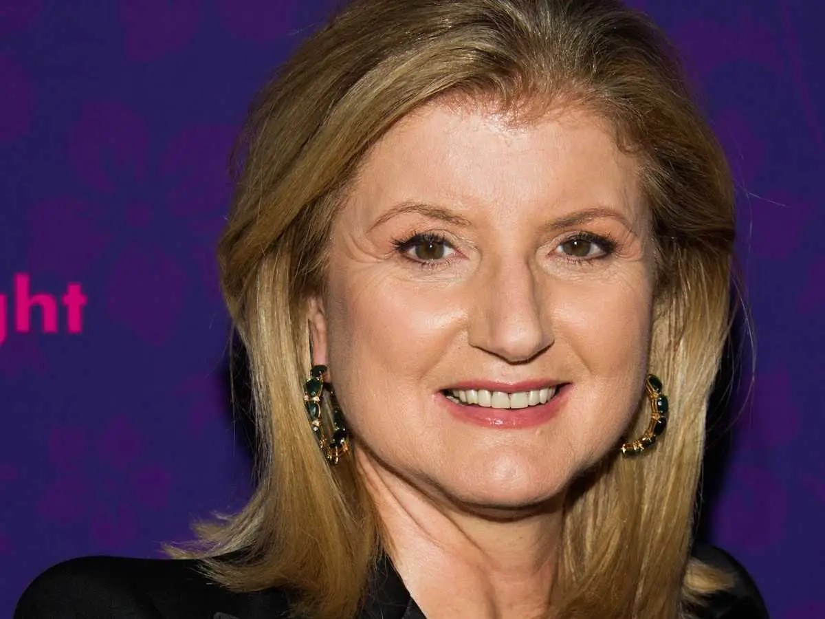 Arianna Huffington On Wellbeing And Success Business Insider