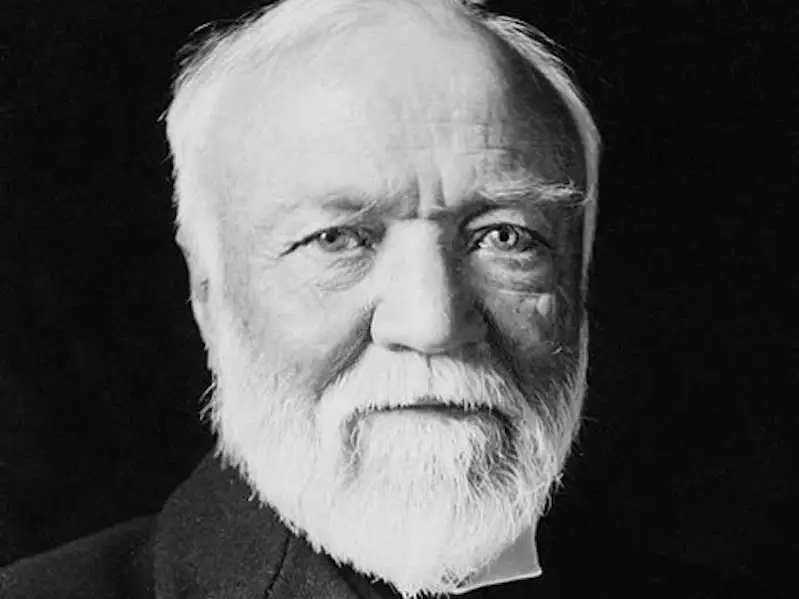 andrew carnegie character traits