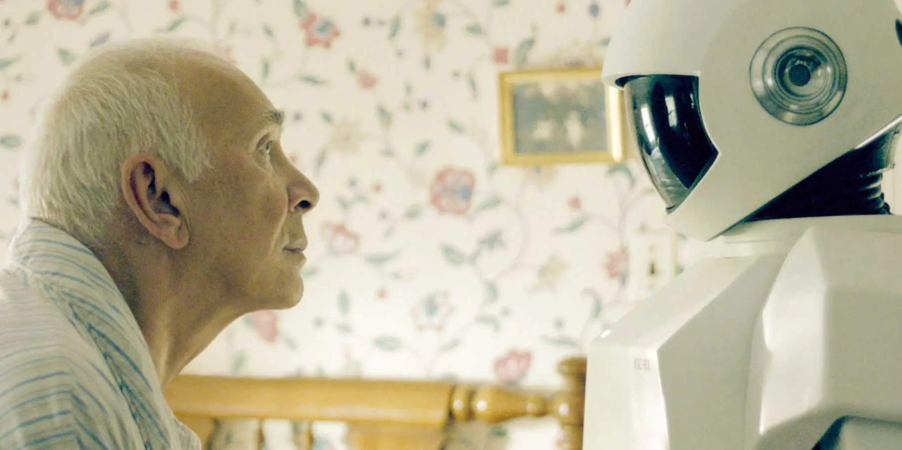 A Robot To Care For You In Old Age Business Insider