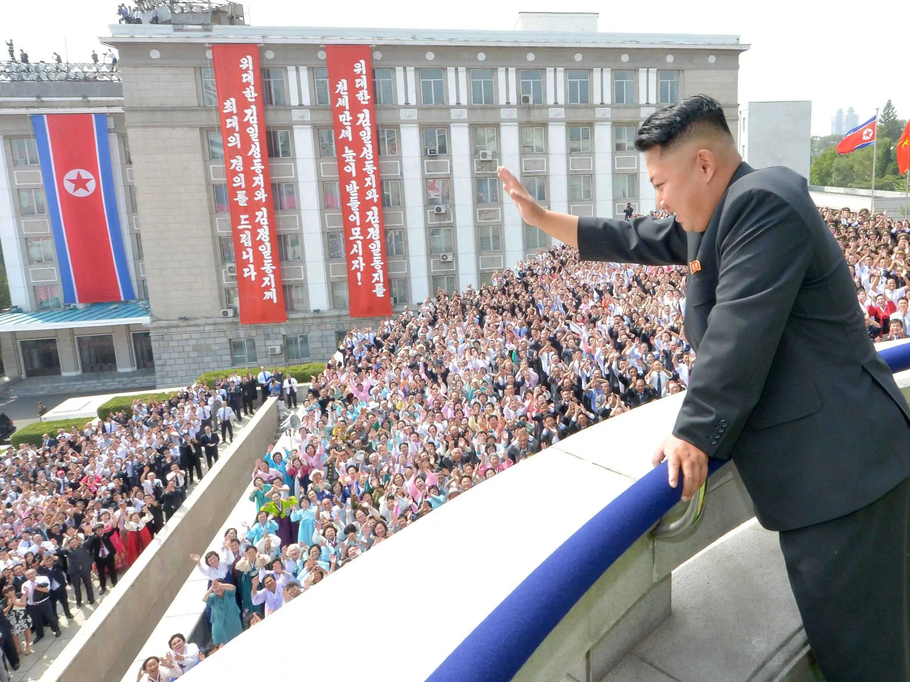 North Korea is the most corrupt country in the world — tied with Afghanistan and Somalia.