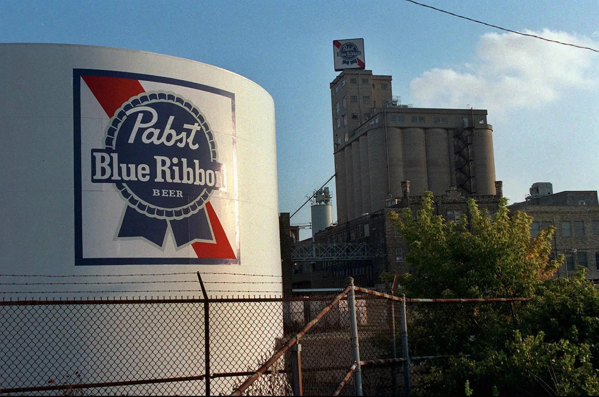PBR Pabst Blue Ribbon