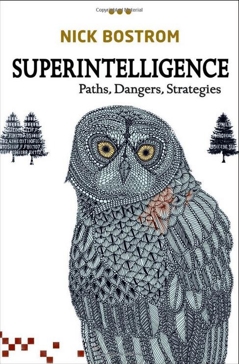 'Superintelligence: Paths, Dangers, Strategies' by Nick Bostrom
