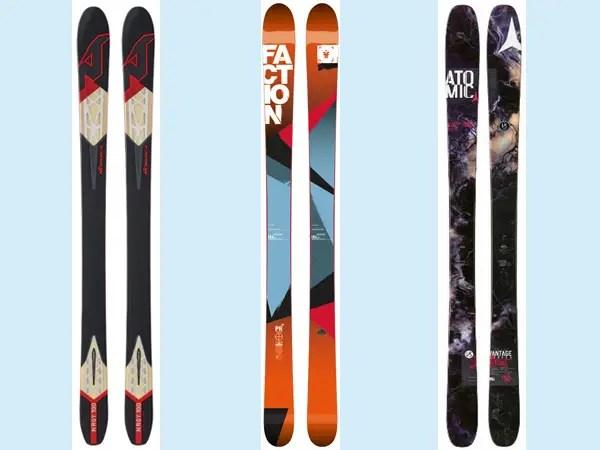 FTB skis 2
