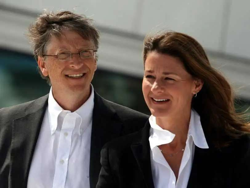 Bill and Melinda Gates are major philanthropists.