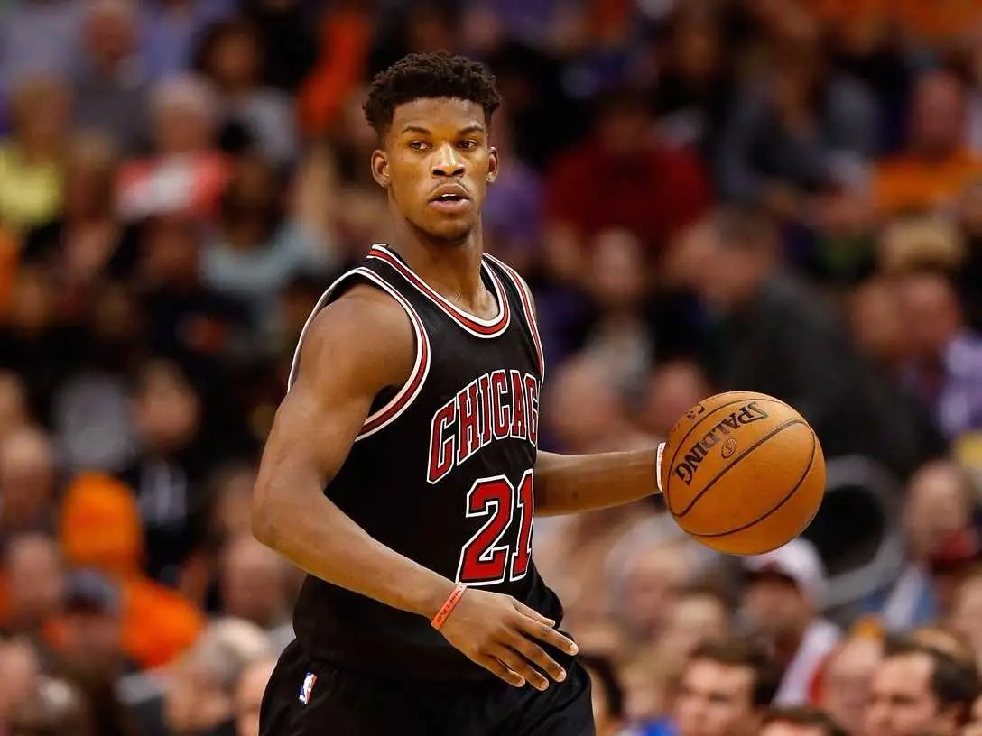 Jimmy Butler Turned Down Extension Heading To Free Agency