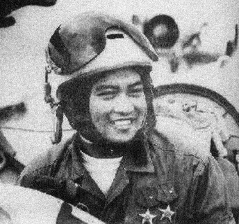 Nguyen Van Coc north vietnam pilot