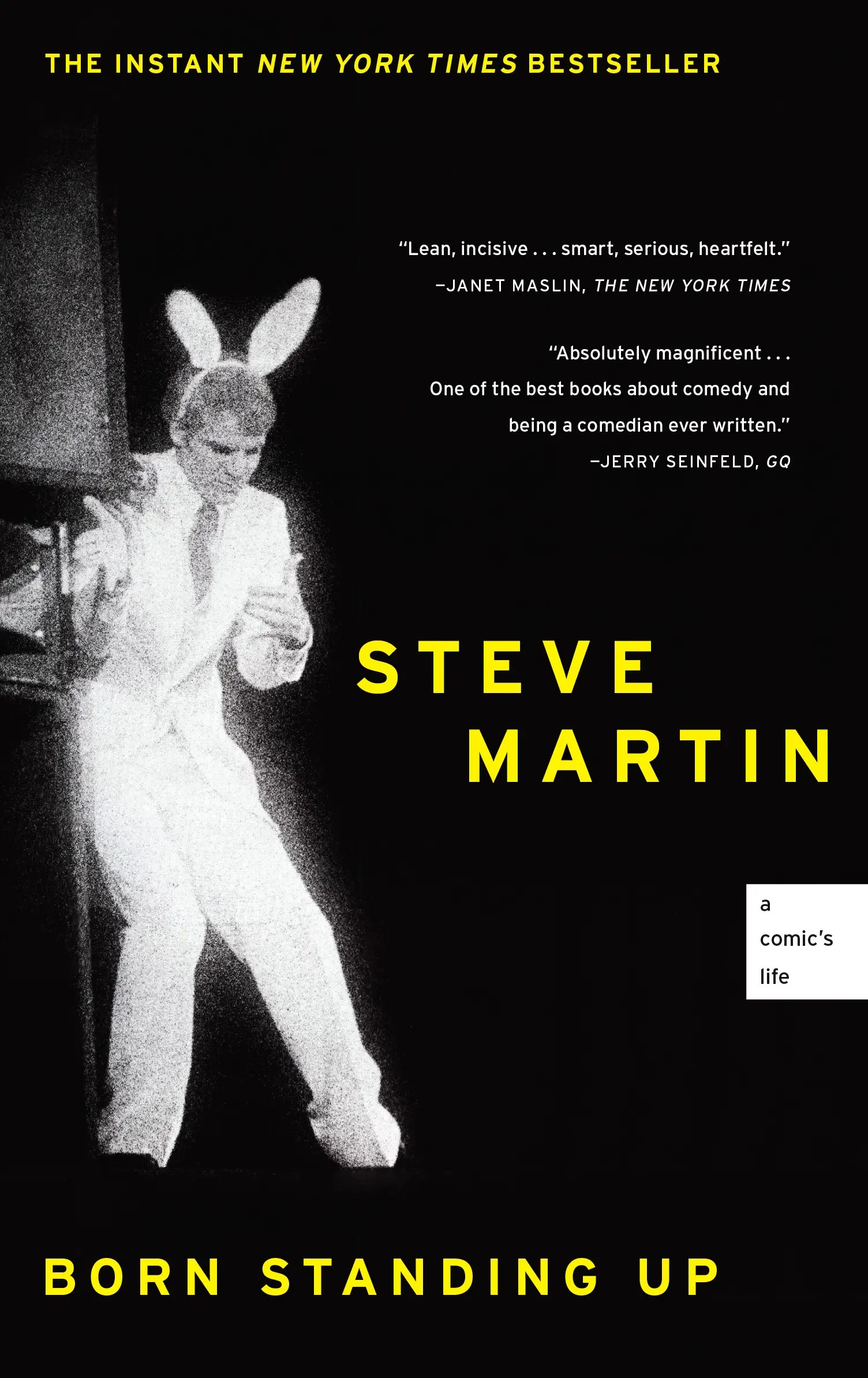 """""""Born Standing Up"""" by Steve Martin"""