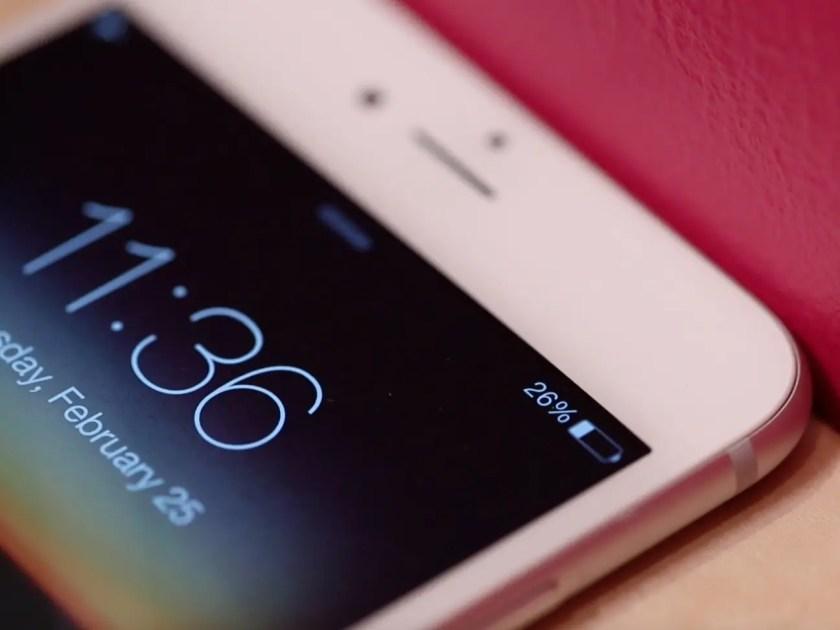Use Low Power Mode to make your phone last longer.