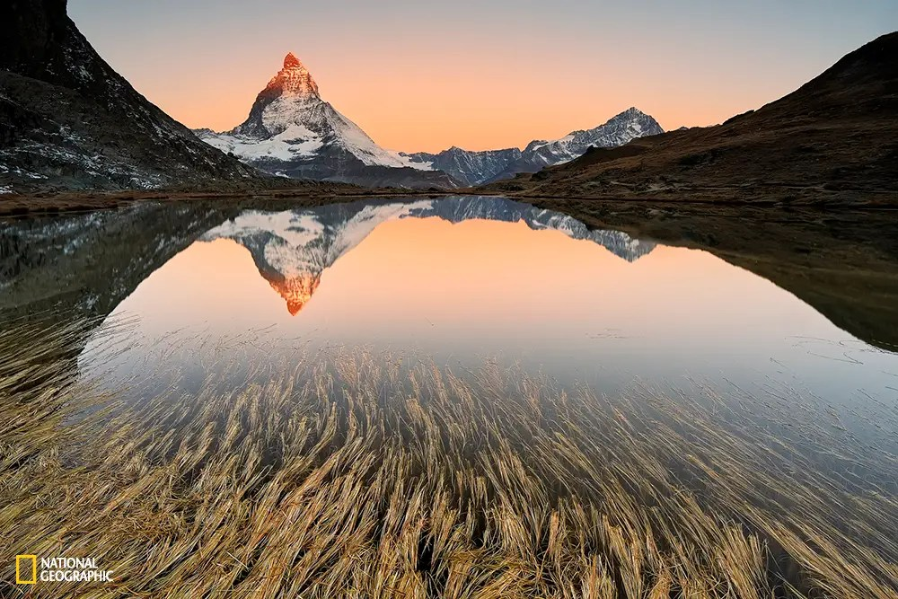 Matterhorn is one of the most famous mountains in the world and arguably Switzerland's most recognized symbol.