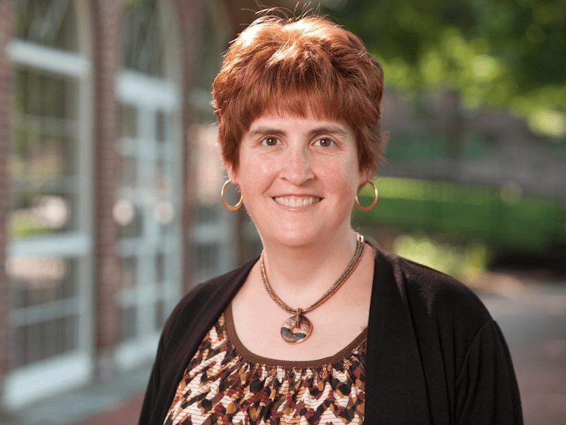 No. 25: Western New England University's Heidi Ellis