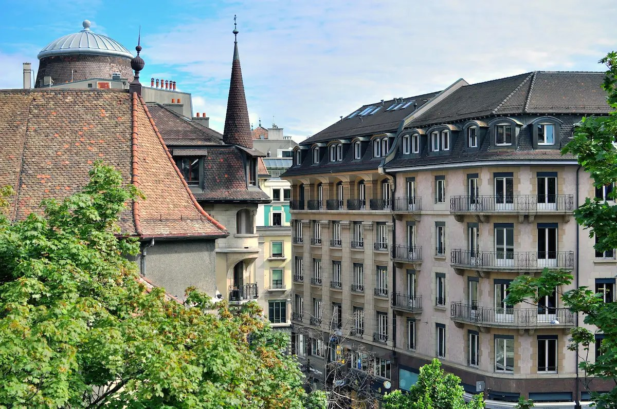 9. Genève, Suisse - 21,4%