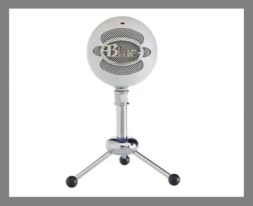 A Blue mic
