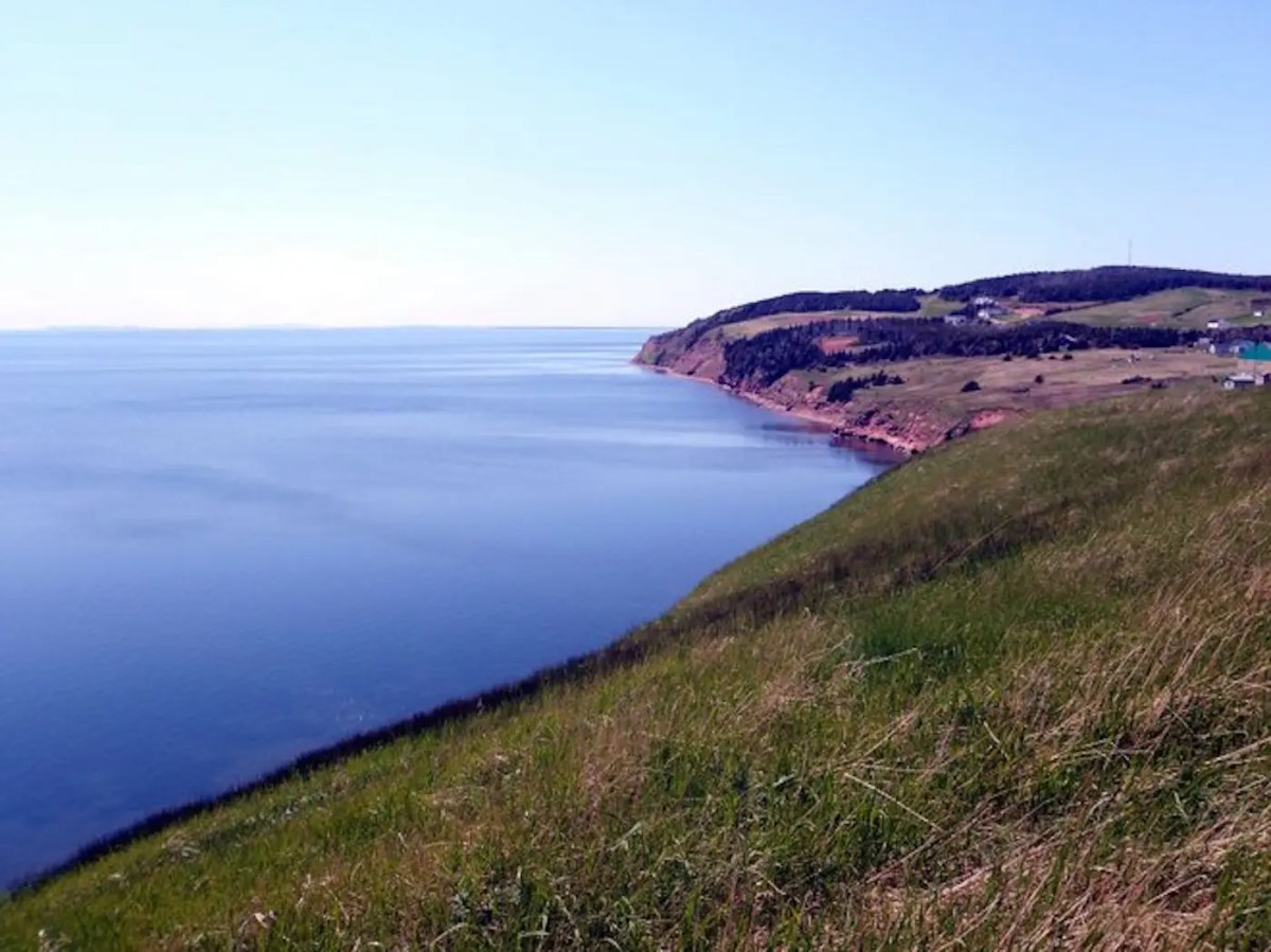 4. Magdalen Islands