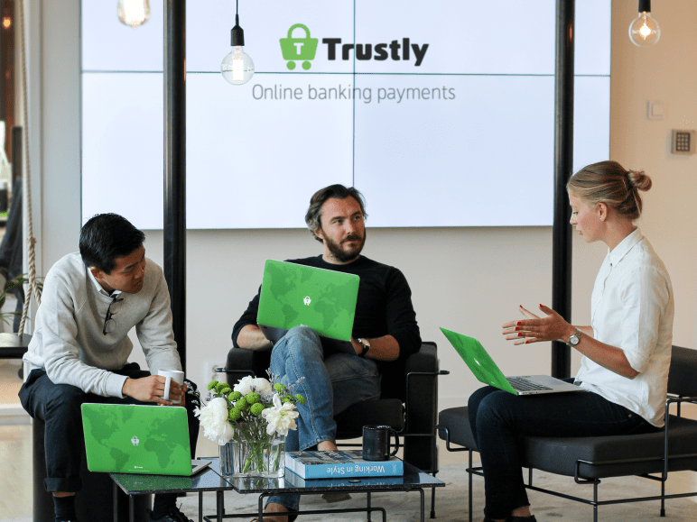 5. Trustly — Swedish online payment method