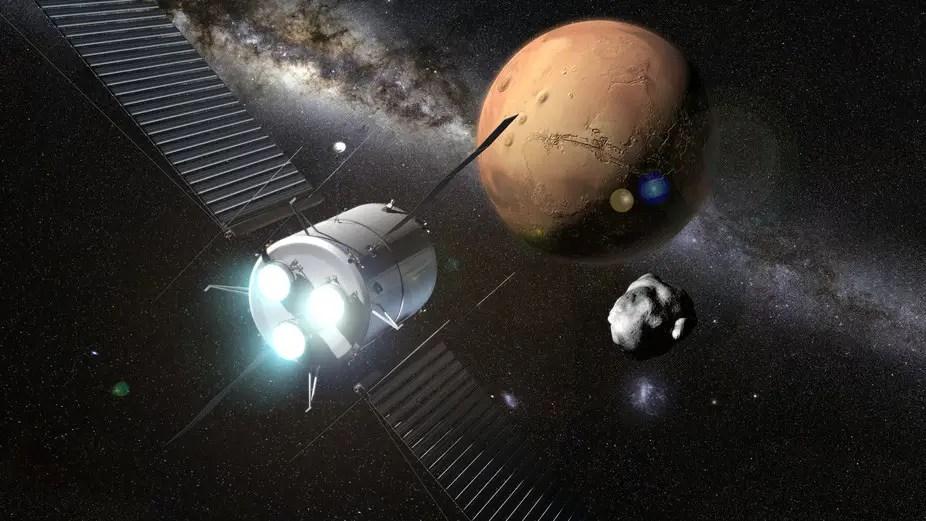 plasma rocket mars concept nasa