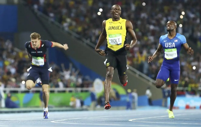 Having just turned 30, Bolt is aware that his speed cannot last forever. He plans to retire after the 2017 World Championships in London, leaving him with much more time to spend that hard-earned cash.