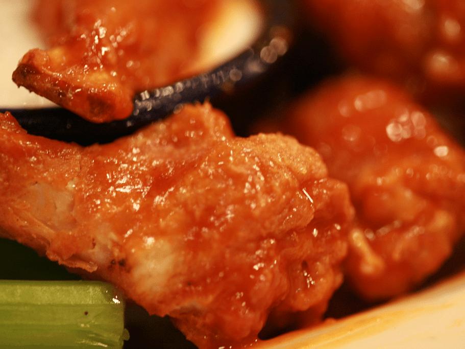 VIRGINIA: Buffalo chicken dip
