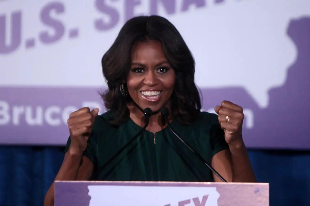 Michelle Obama — 'Scandal'