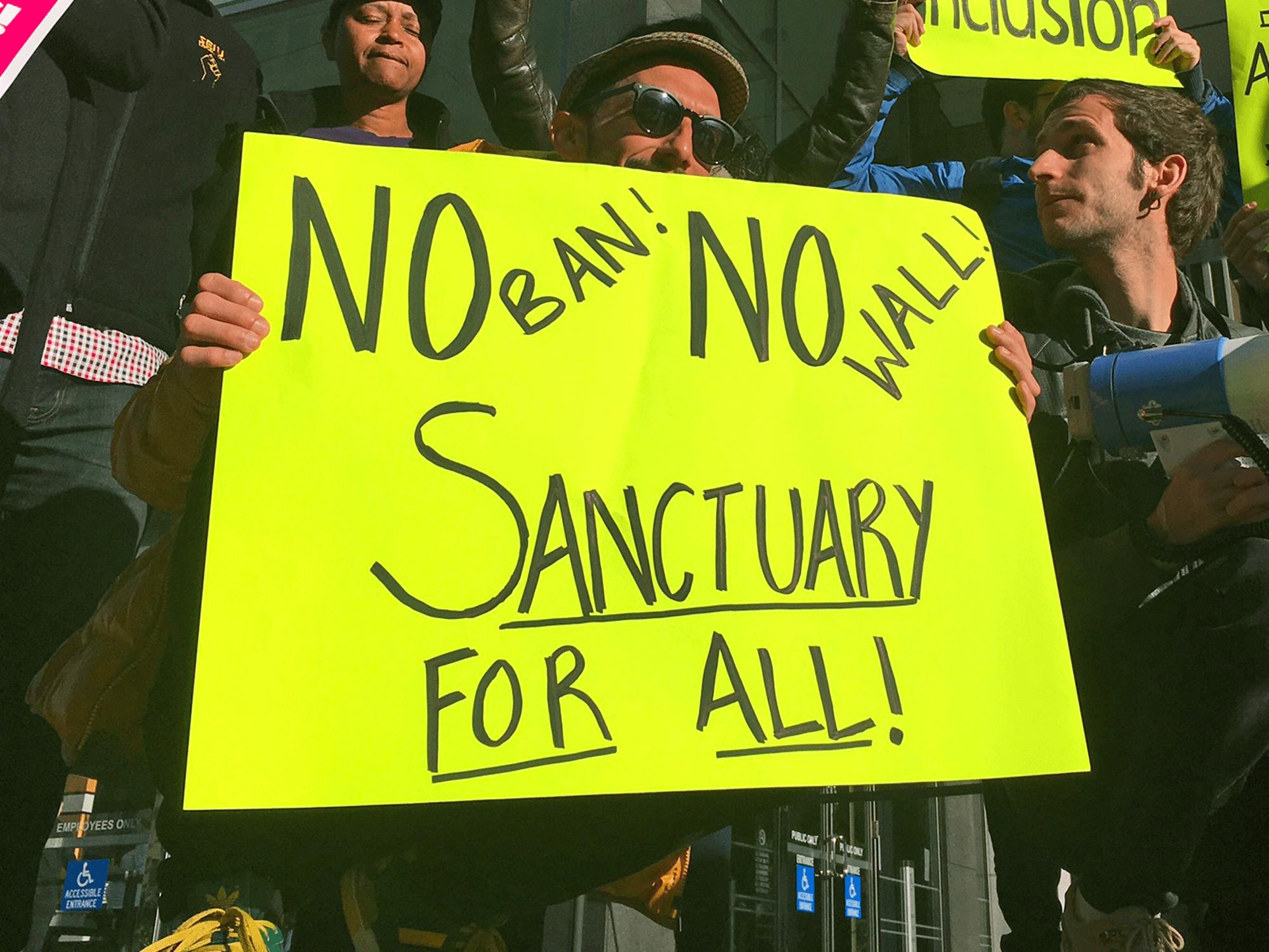 immigration sanctuary cities