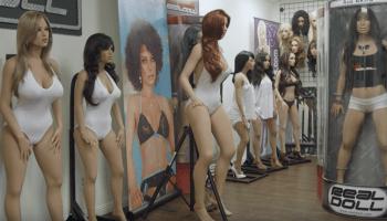 Resultado de imagen para robot prostituta