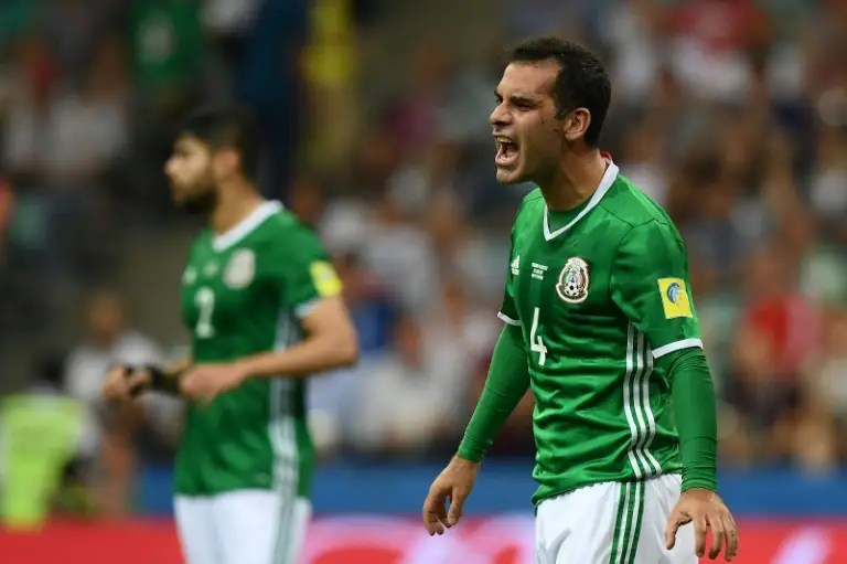Mexico captain and star defender Rafael Marquez was placed Wednesday on a US blacklist for allegedly acting as a
