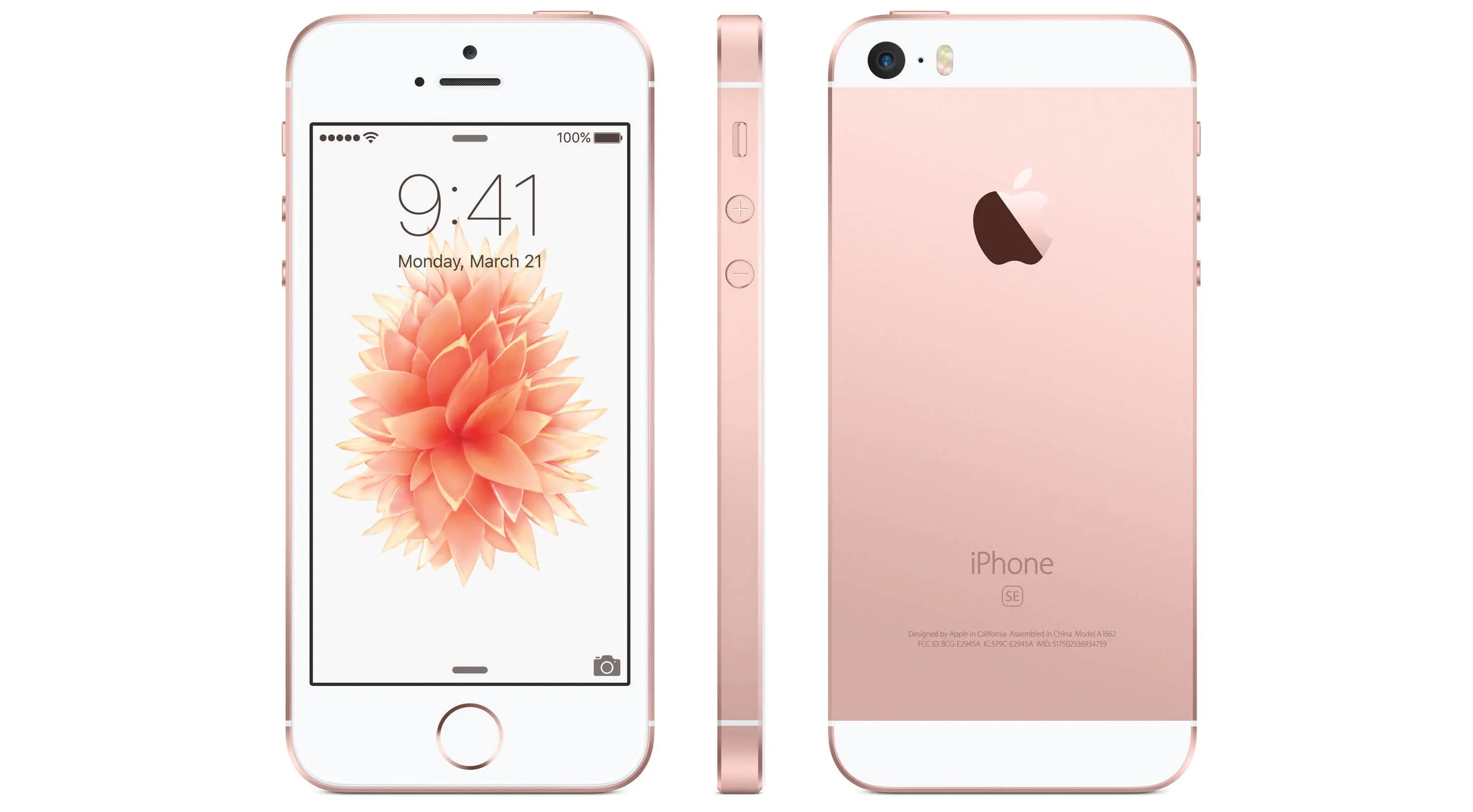 2. The iPhone SE is shockingly powerful.