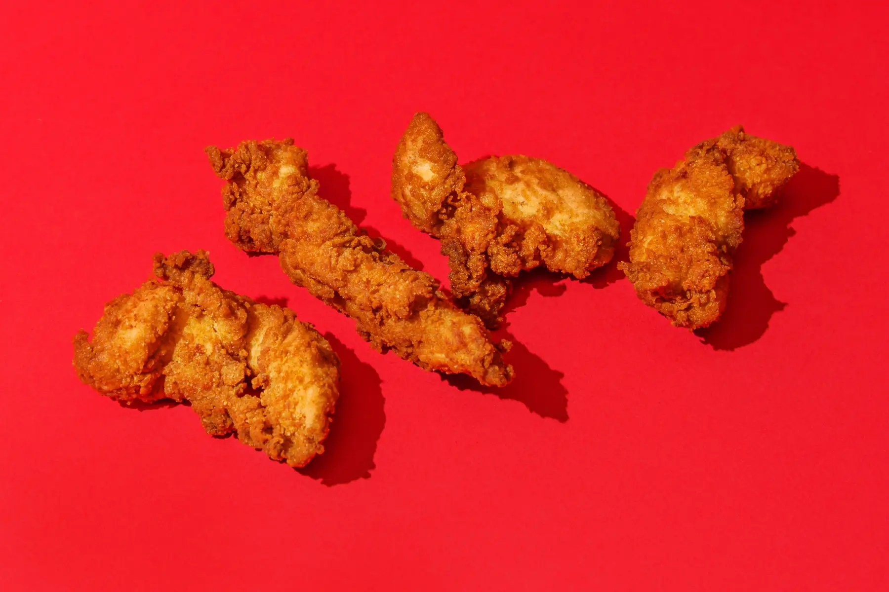 Fast Food Chicken Tenders Showdown Review