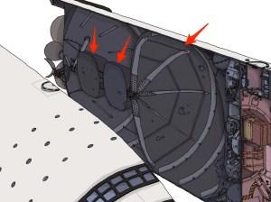 SpaceX's Mars ship, Big Falcon Rocket, imagined in cutaway