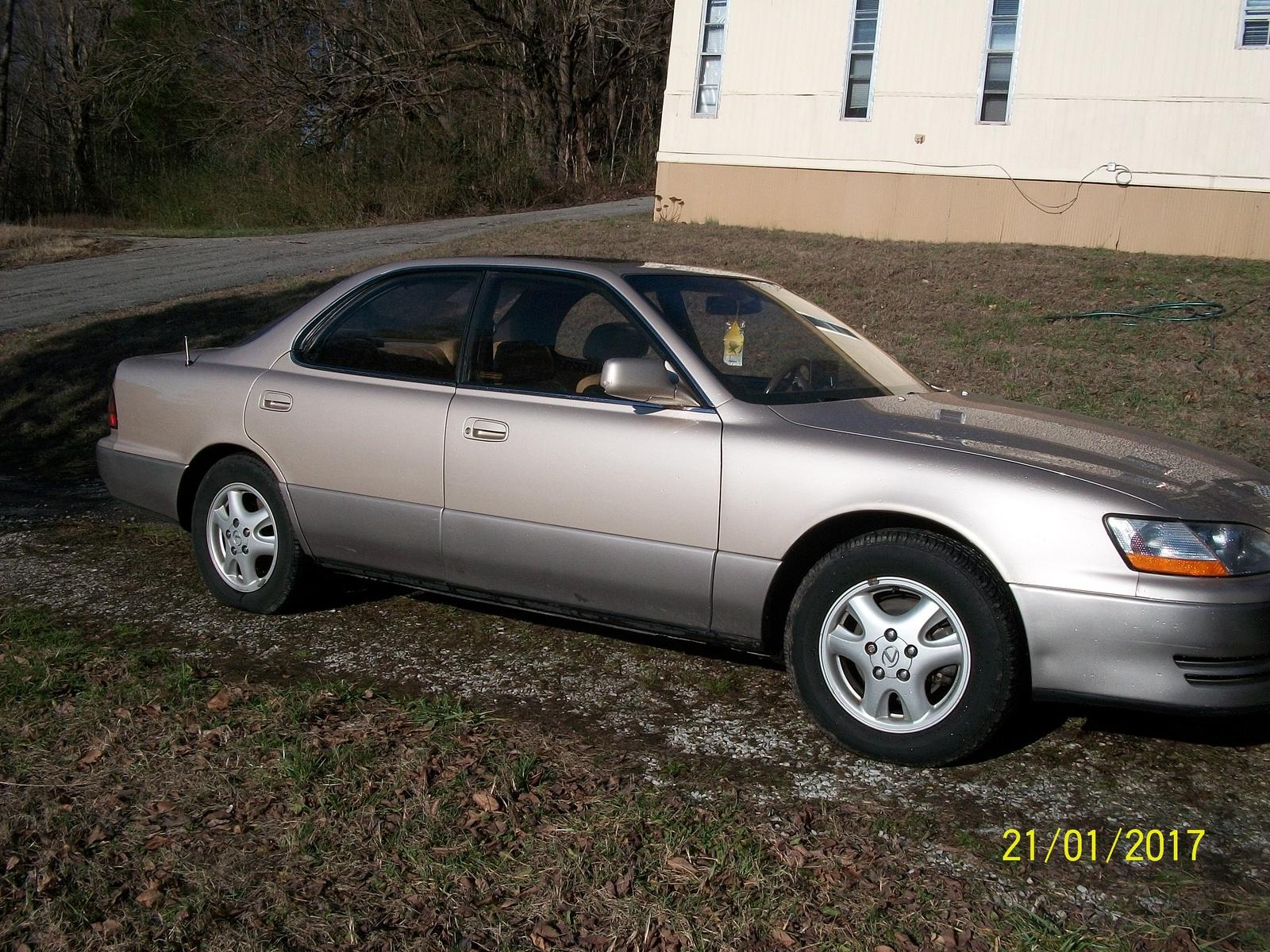 1993 Lexus ES 300 Overview CarGurus
