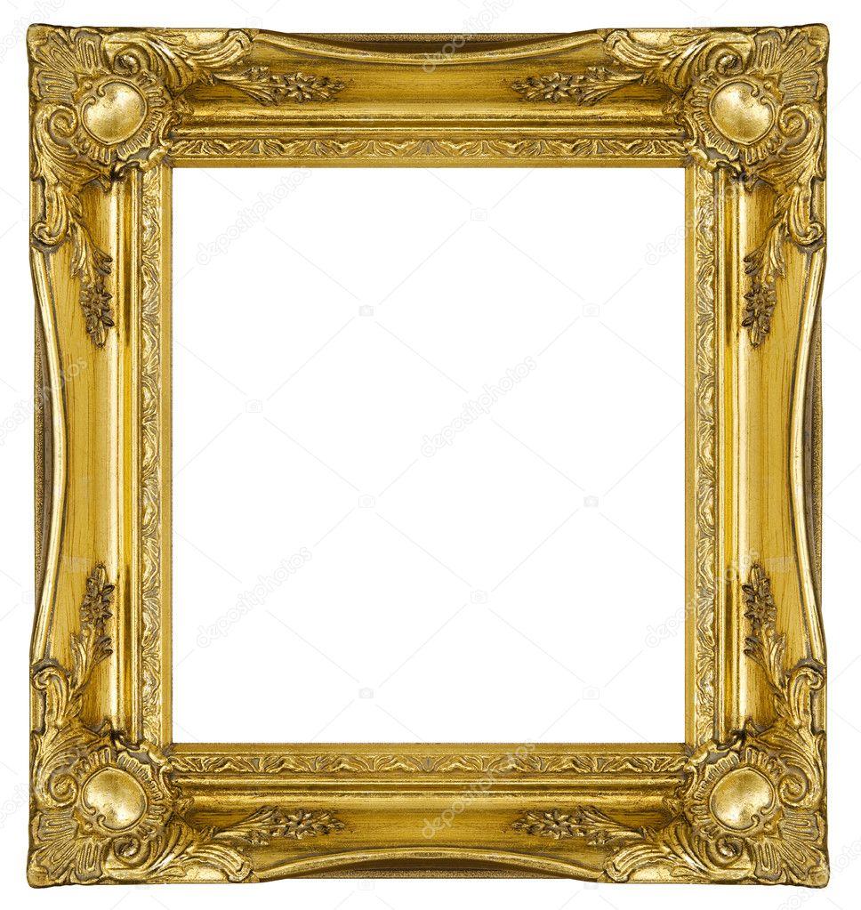 Black Ornate Frames Clip Art