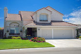 New American dream home — Stockfoto #4985899