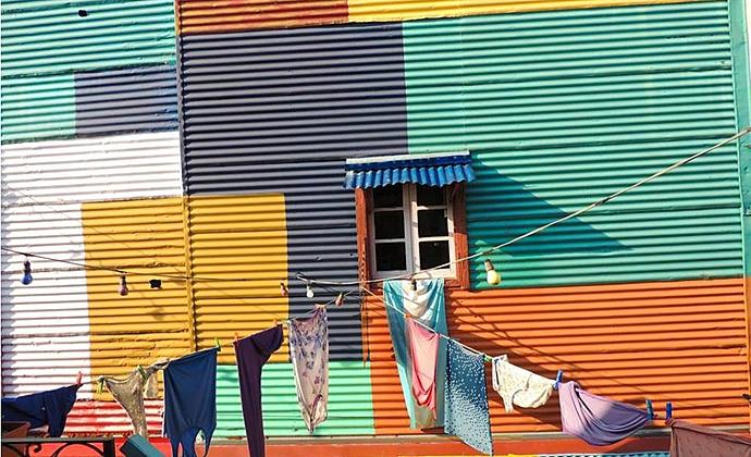 Monde Julio Route 9 Argentine La De Plus Du La Large Buenos Aires