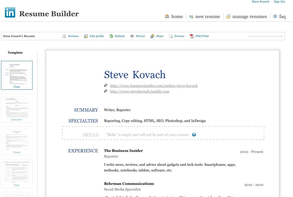 resume builder for office examples of resumes retail s