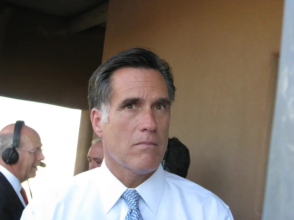 9) On embryonic stem cell research, Romney's still developing a fully-formed position.