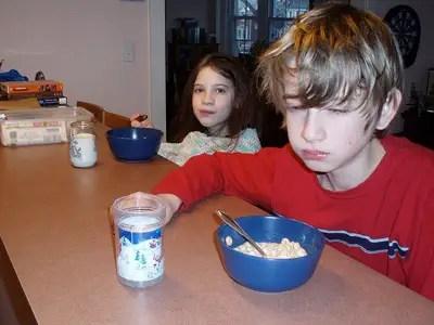 Φάτε ένα καλό πρωινό
