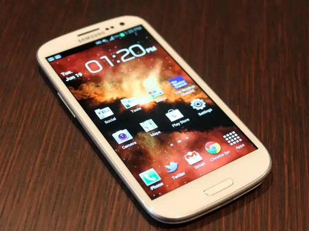#1 Samsung Galaxy S III