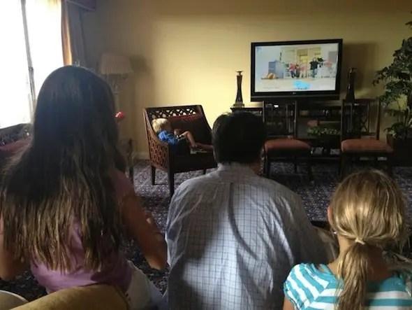 mitt romney grandkids debates